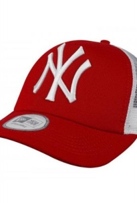 New-York-Yankees-Cappy-39THIRTY-LEAGUE-BASIC-rot-wei-0