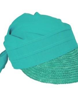 Seeberger-Damen-Cap-51175-Gr-one-size-Blau-0057-trkis-0