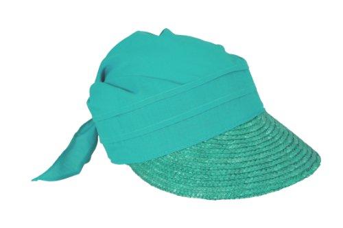 seeberger damen cap 51175 gr one size blau 0057 t rkis capyshop m tzen kappen. Black Bedroom Furniture Sets. Home Design Ideas