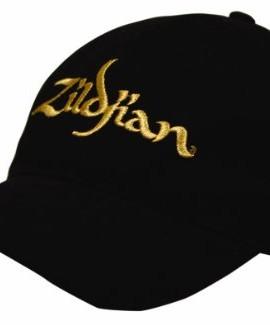 Zildjian-T3200-Baseball-Cap-mit-Logo-in-Gold-0
