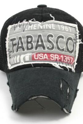 ililily-Tabasco-Distressed-Vintage-Mesh-Baseball-Cap-Snapback-Trucker-Hut-ballcap-435-1-0-0