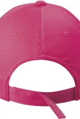 Kinder-Baseball-Cap-Euro-100-Baumwolle-im-13-Farben-Cerise-Pink-0-0