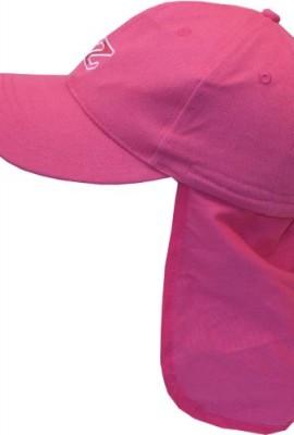 Zunblock-Kinder-Kappe-Cap-Protec-Rosa-54-58-5060542-0