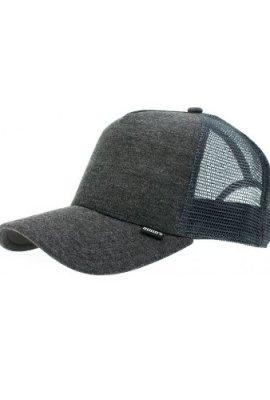 Djinns-HFT-Cut-Sew-Trucker-Cap-Farbe-charcoal-one-Size-0