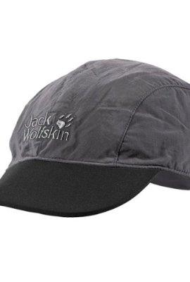 Jack-Wolfskin-Kappe-Supplex-Cap-Dark-Steel-One-size-1901482-6032561-0