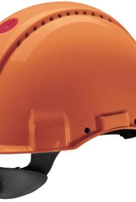 3M-Peltor-Schutzhelm-G3000-G30NUO-mit-3M-Uvicator-Sensor-ABS-mit-Schweileder-und-Ratschensystem-belftet-orange-0
