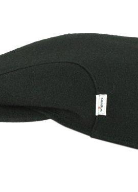 CHRISTER-MELTON-schwarz-Flatcap-Schiebermtze-Schirmmtze-mit-Ohrenklappen-aus-Wolle-von-Wigens-0