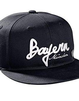 FC-Bayern-Mnchen-Baseballcap-Snapback-schwarz-Gre-verstellbar-0
