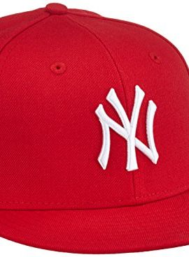 New-Era-Erwachsene-Baseball-Cap-Mtze-MLB-Basic-NY-Yankees-59-Fifty-Fitted-0