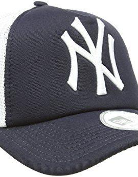 New-Era-Unisex-Baseball-Cap-Mtze-MLB-Clean-Trucker-NY-Yankees-0